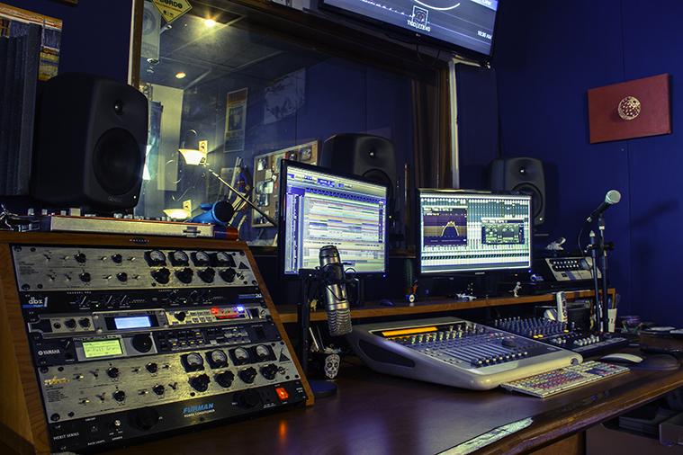 Mezuena Producciones- estudio de grabación