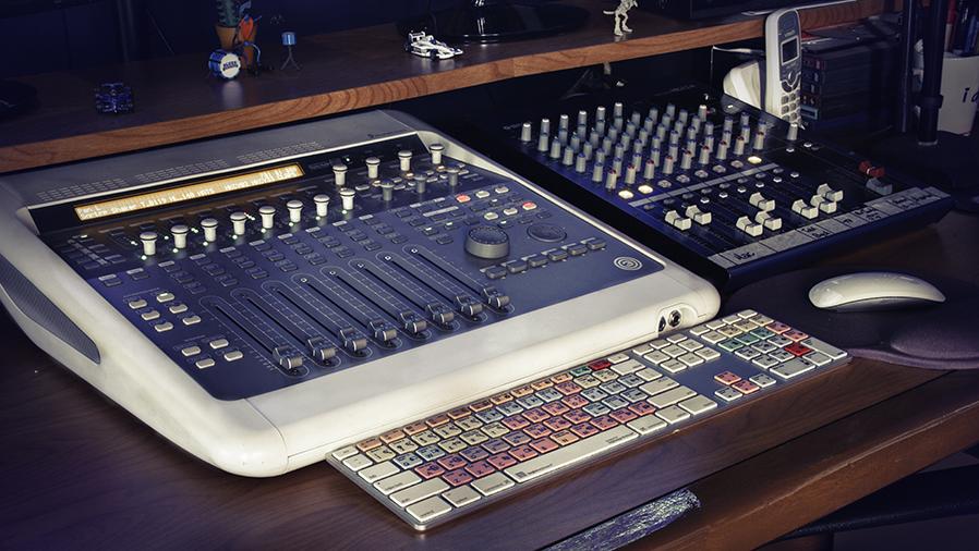 Mezuena Producciones Mezcla de sonido
